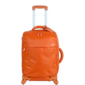 Lipault Luggage in orange