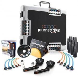 Journey Gym - the portable gym!