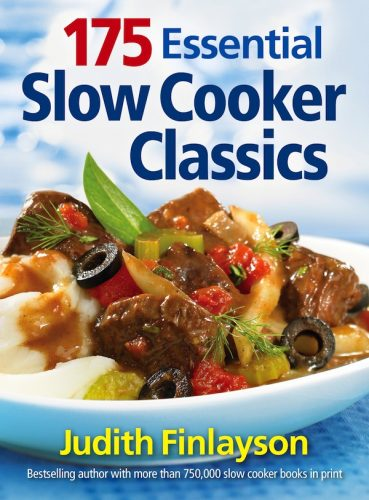 175 Essential Slower Cooker Cover