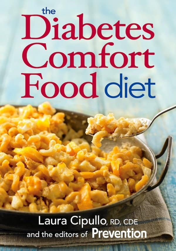 DiabetesComfortFoodCover
