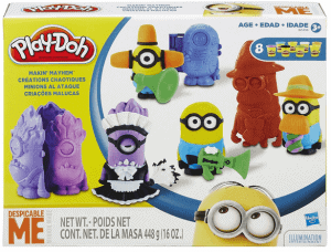 Play-Doh Minion Kit