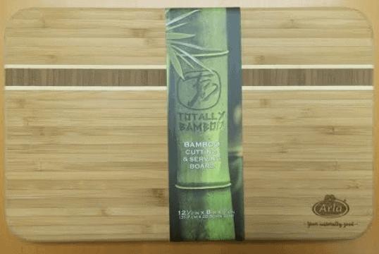 Arla bamboo board