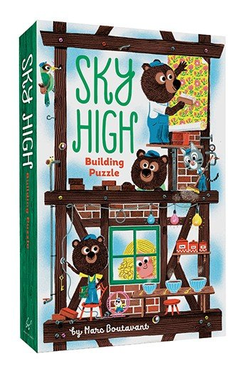 Sky High Puzzle