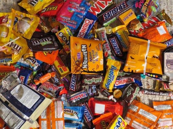 halloween-candy Image by Luke Jones