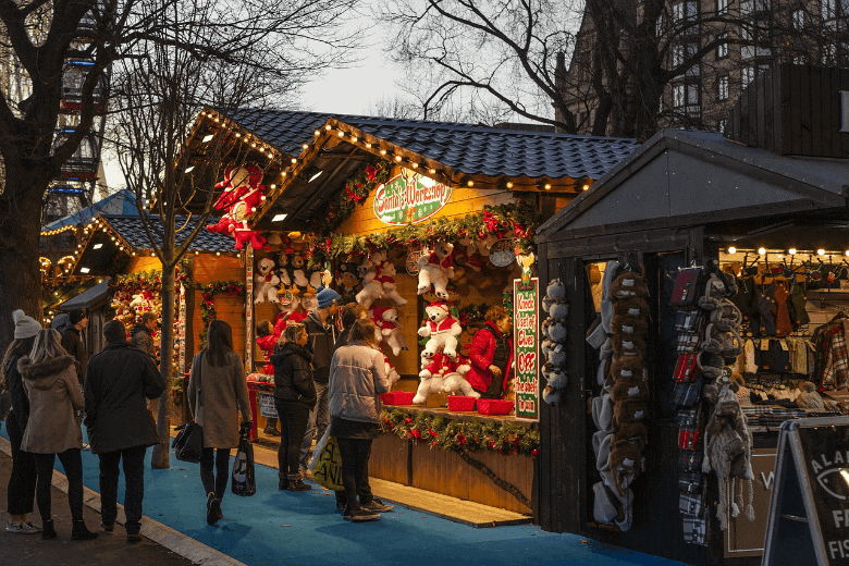 Christmas Market in Europe