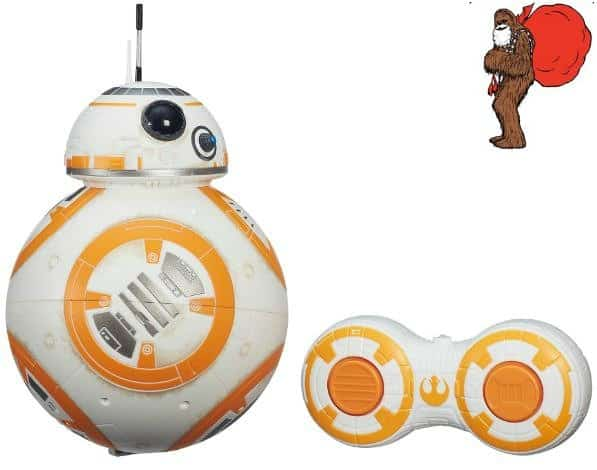 Star Wars The Force Awakens RC BB-8 Droid