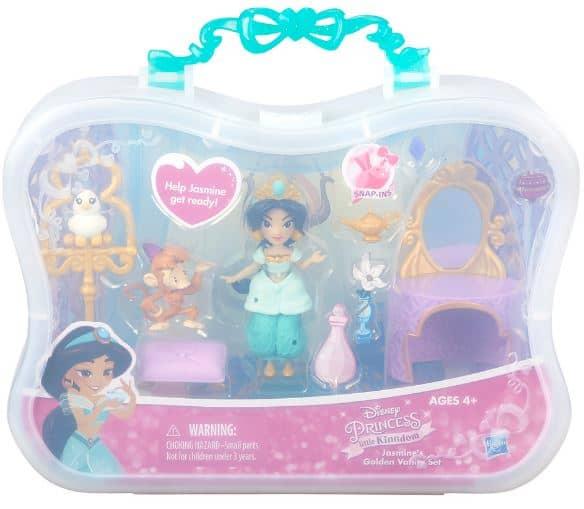 Disney Princess Jasmine Doll Pausitive Living