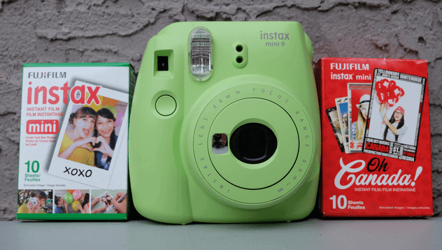 Fujifilm instax mini 9 camera giveaway pausitive living for Housse instax mini 9