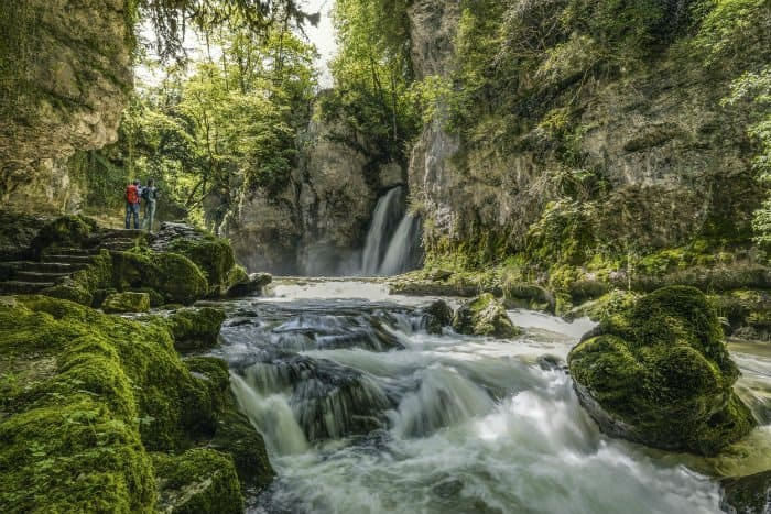 Nozon Gorge