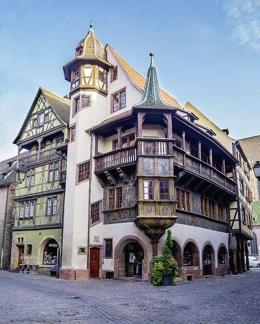 discover medieval fairytale colmar france pausitive. Black Bedroom Furniture Sets. Home Design Ideas