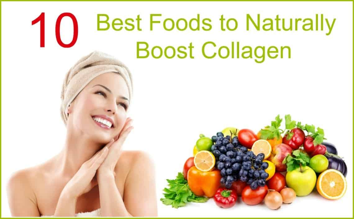10 Best Foods To Naturally Boost Collagen Pausitive Living