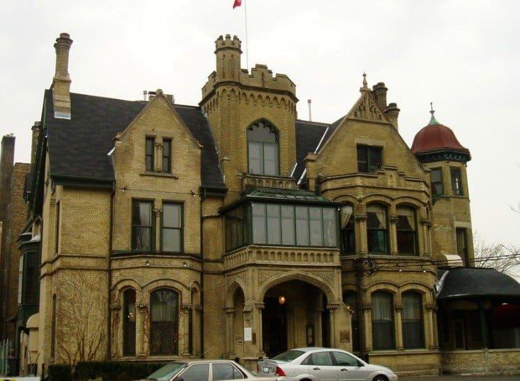 Keg Mansion (Euclid Hall)