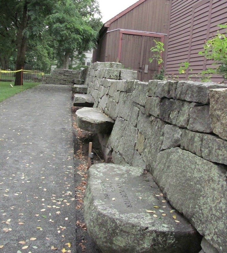 Salem Witch Trails Memorial