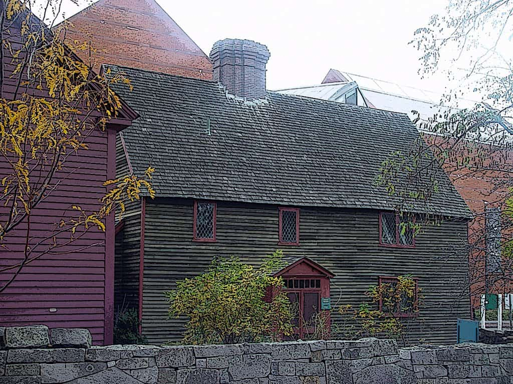 Salem Witch Trails Hauntings