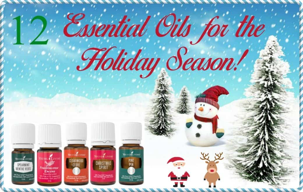 Young Living Christmas Tree.12 Essential Oils For The Holiday Season Pausitive Living