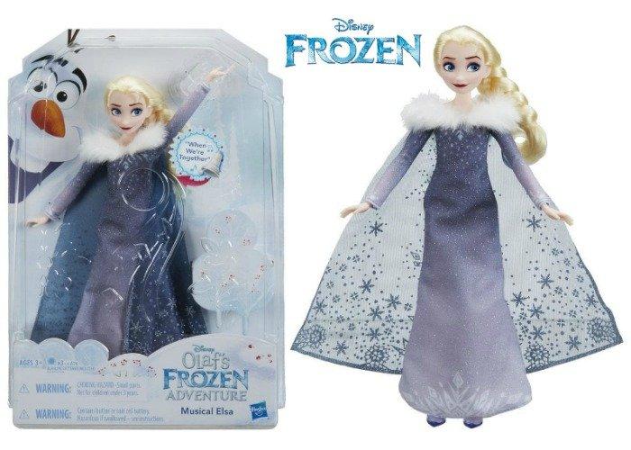 Disney Frozen Musical Elsa Amp Plus Baby Alive Dolls
