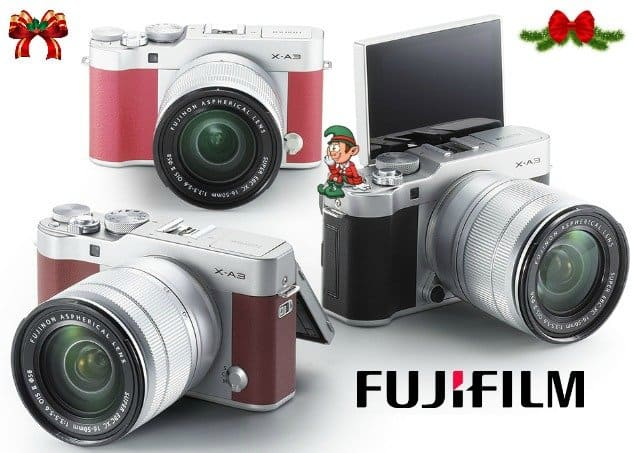 Fujifilm X-A3 Mirrorless Camera