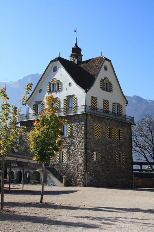 Rudenz Castle