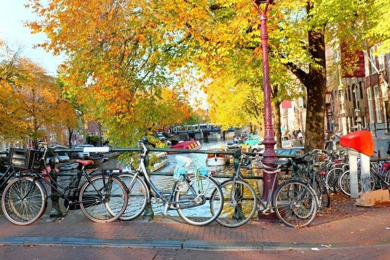 Amsterdam, Netherlands dep