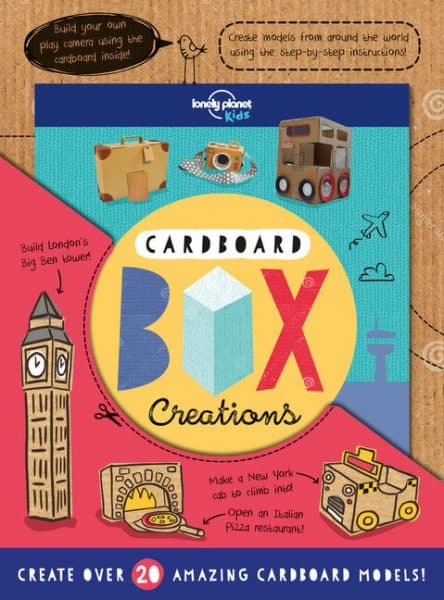 Cardboard Box Creations