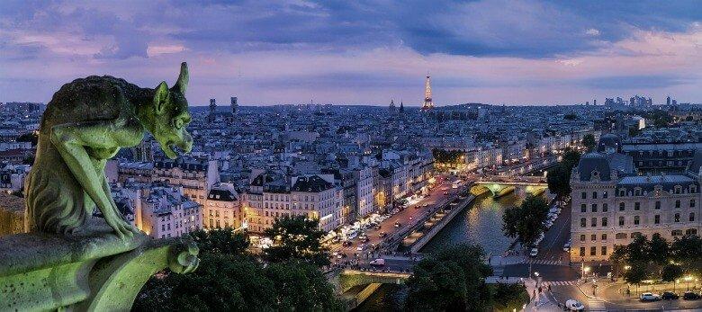 Paris, France pixabay