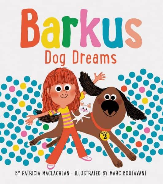 Barkus Dog Dreams Storybook