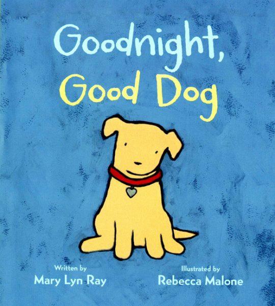 Goodnight, Good Dog Storybook