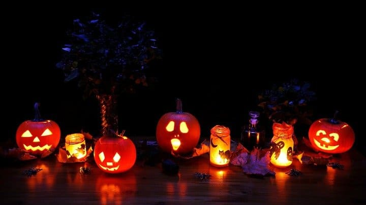 Halloween decor pixabay