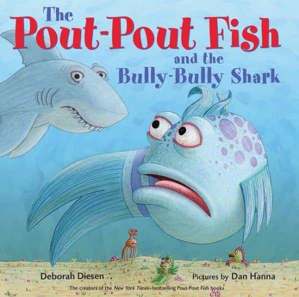The Pout-Pout Fish and Bully-Bully Shark Storybook