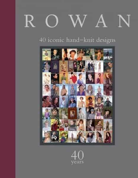 Rowan 40 Iconic Hand Knit Designs