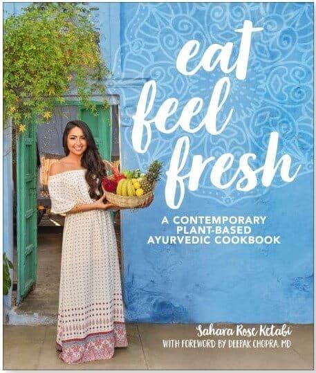 Eat Feel Fresh cookbook