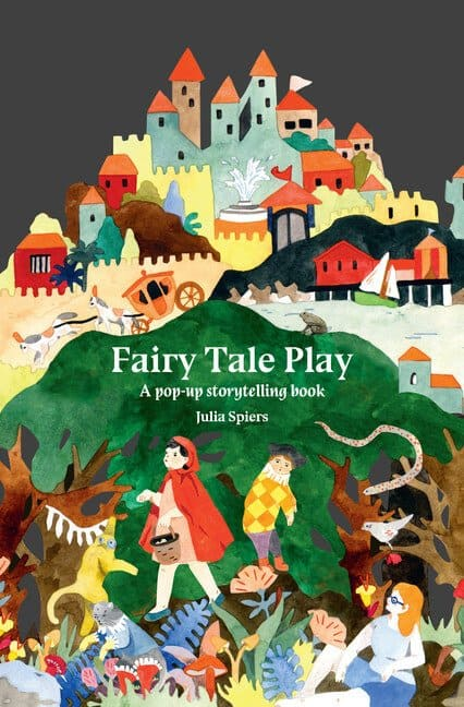 Fairy Tale Play pop-up storybook