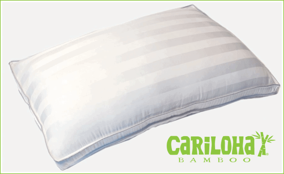 Cariloha Microgel Pillow