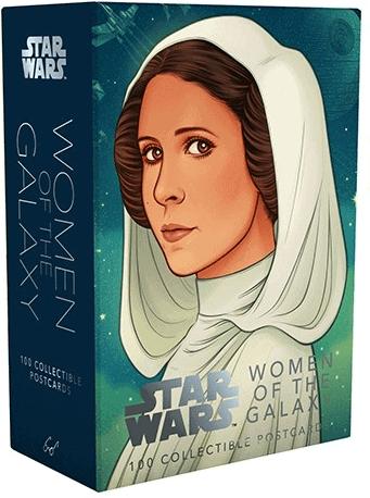 Star Wars: Women of the Galaxy 100 Postcards
