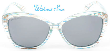 Del Sol Summer of Love  sunglasses