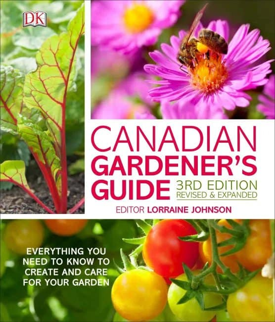 online contests, sweepstakes and giveaways - Canadian Gardener's Guide - Pausitive Living