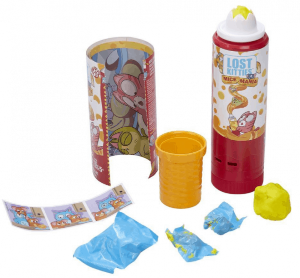 Easy Squeeze Mice Can Toy