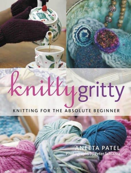Knitty Gritty knitting pattern book
