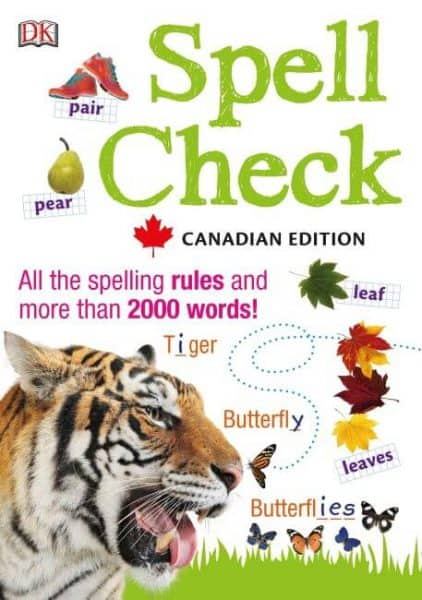 Spell Check, Canadian Edition