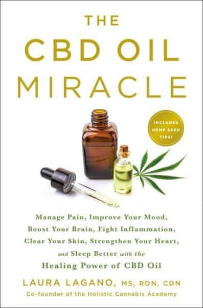 CBD Oil Miracle book