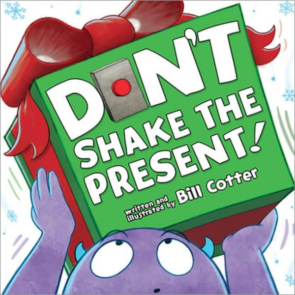 Don't Shake The Present