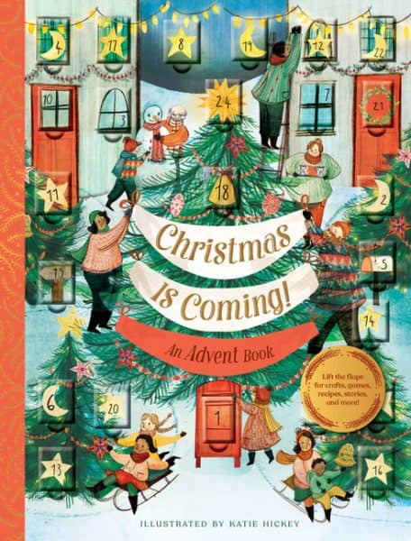 Christmas is Coming an Advent Book