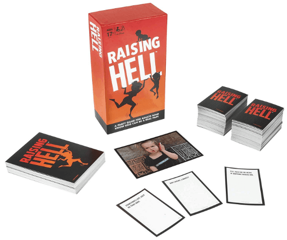 Hasbro Raising Hell