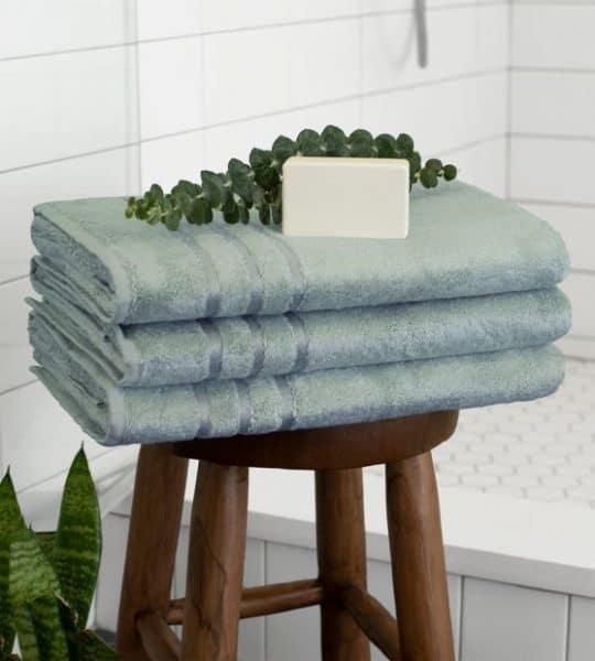 Cariloha bath sheets