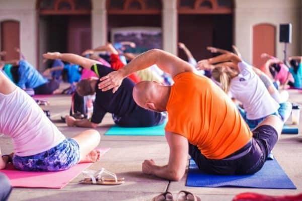detox with yoga - unsplash