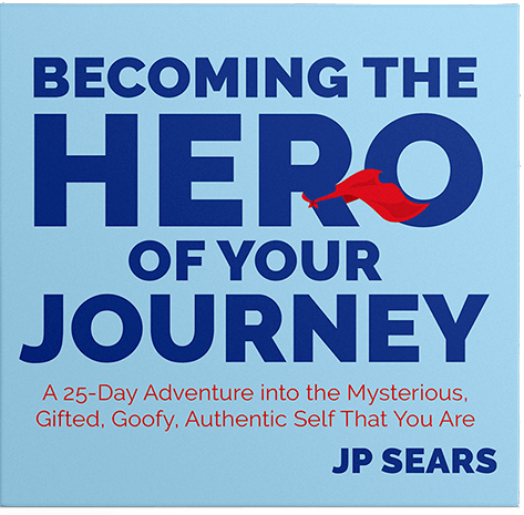 Becoming the Hero of your Journey