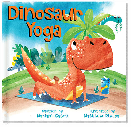Dinosaur Yoga, mindful of the benefits of yoga