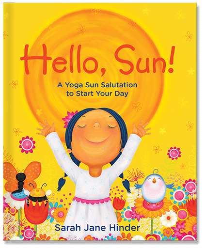 Hello Sun, Salutations and being Mindful