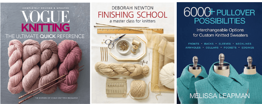 Knitting Resource and How-To Books Prize Pk - Pausitive Living