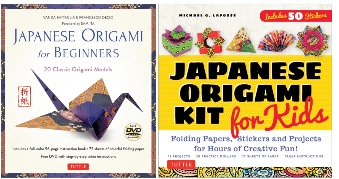 online contests, sweepstakes and giveaways - Japanese Origami Prize Pk - Pausitive Living